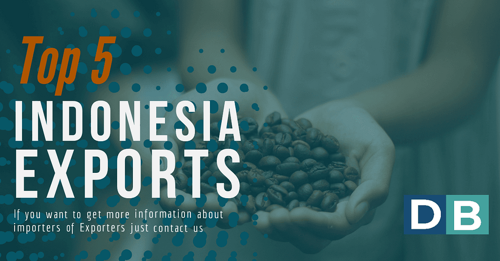Top 5 Indonesia Imports