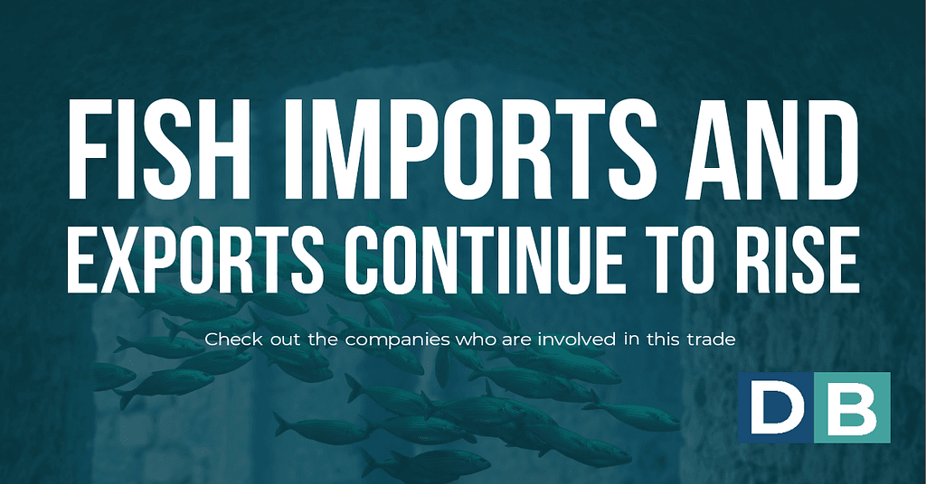 Fish Imports and Exports Continue to Rise