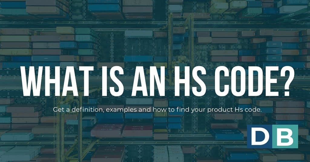 What Is an HS Code?