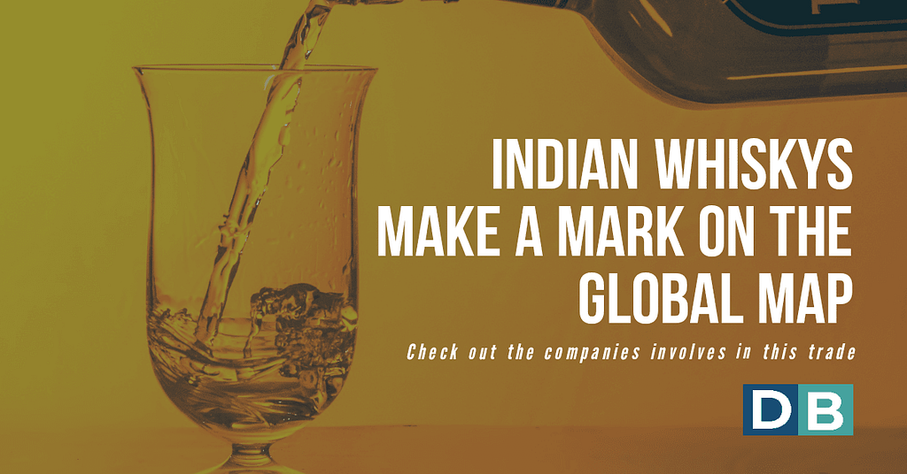 Indian whiskys make a mark on the global map